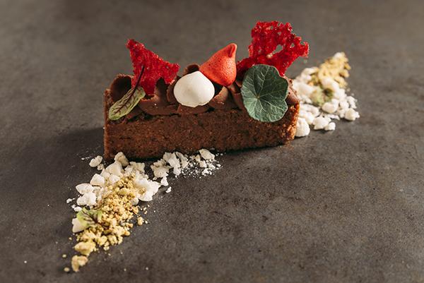 шоколадова торта петрус 1